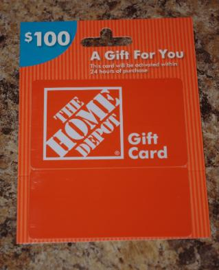 Sell Home Depot Gift Card Boston, Home Depot Gift Card Buyer Boston